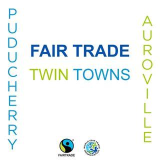 logo fair trade twin towns pudu and auro