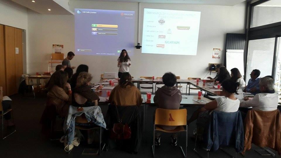 Formation sur le Commerce Equitable à Nancy le 12 mai