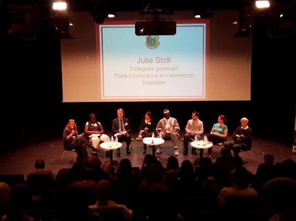 Conférence officielle de la  Quinzaine du Commerce Equitable le 15 mai à Paris