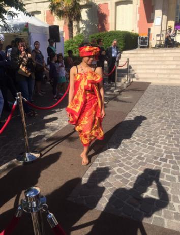 Défilé de mode éthique d'Alfortville le 21 mai